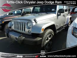 jeep chief interior jeep wrangler unlimited in irvine ca tuttle click chrysler jeep