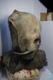 scarecrow halloween mask 25 best scarecrow mask ideas on pinterest scary scarecrow