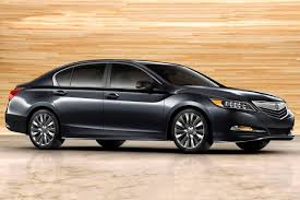 Acura Rlx Hybrid Release Date Used 2014 Acura Rlx Hybrid Pricing For Sale Edmunds