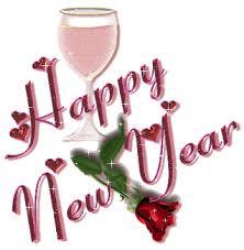 happy new year glitter gif picgifs