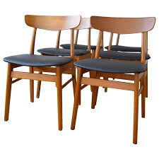 farstrup dining room chairs 4 for sale at 1stdibs