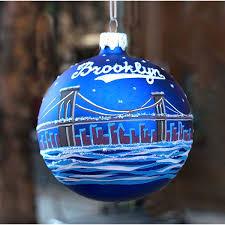 bridge ornament painted gift