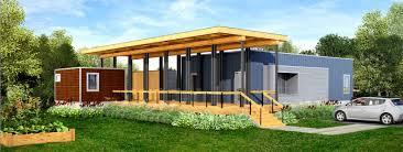 Backyard Cottage Prefab Deltec Launches Line Of Super Efficient Net Zero Energy Homes