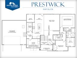 prestwick floor plan rambler new home design nilson homes