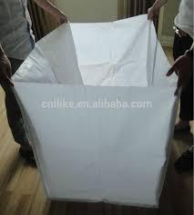 high quality big bag large plastic bag load cotton large bag for