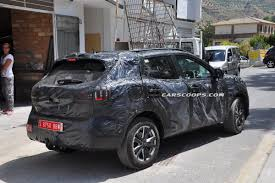 nissan qashqai 2015 spy shots new nissan qashqai crossover looks like a baby 2015 rogue