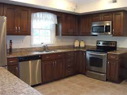 Kitchen Makeover Ideas Small Kitchen Makeover Ideas With Cream Cabinet And Natural Lights
