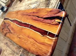 Yew Side Table Pin By Martin Wheatley On Tables Pinterest Tables Epoxy And Woods