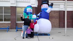 Outdoor Inflatable Christmas Decorations Ireland by High Quality Inflatable Outdoor Christmas Decorations Buy Cheap