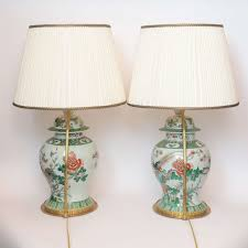interior exquisite wonderland ginger jar lamps for american