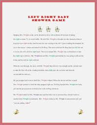 free printable bridal shower left right game left or right baby shower game ladymarmalade me