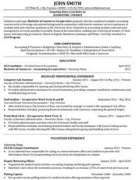 Accountant Resume Samples by Current College Student Resume Is Designed For Fresh Graduate