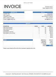 invoice service Paso evolist