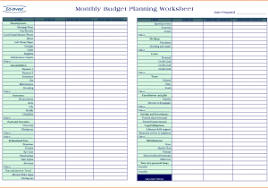 free excel expense sheet template and monthly business expense