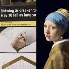 girl with a pearl earrings swedish cigarettes girl with a pearl earring imgoingtohell