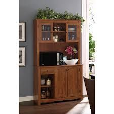 home source tall microwave cart mop oak walmart com