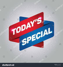 todays special arrow tag sign stock vector 499108030 shutterstock