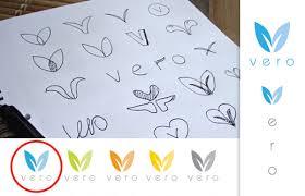 Design A Logo Process | 50 exles of the logo design process logo inspiration