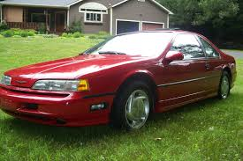 1989 Ford Thunderbird Ford Thunderbird 1989 Review Amazing Pictures And Images U2013 Look