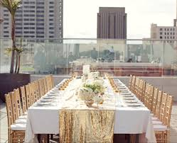 Gold Lace Table Runner Gold Sequin Table Runner 12