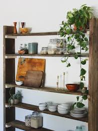 Reclaimed Wood Shelves by Diy Reclaimed Wood Bookshelf By Anna Elyce Smith