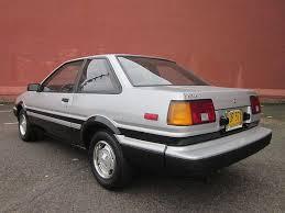 toyota corolla gt coupe ae86 for sale all original 1984 toyota corolla ae86 bring a trailer