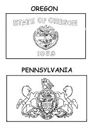 coloring pages 50 states arizona crayola
