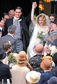 blushing bride blake lively kisses the groom on set of new movie