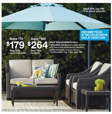 Patio Umbrella Target Offset Patio Umbrellas Foter Cool Threshold Patio Umbrella Home