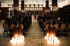 Candle Lighting Chicago Life In Bloomchicago Winter Wedding Inspiration Life In Bloom