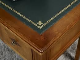 bureau style directoire bureau 3 tiroirs 1 2 ministre ine en merisier massif de style