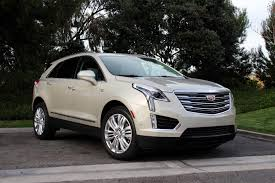crossover cars 2017 cadillac three row crossover coming with stretched version of xt5