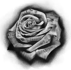 download rose tattoo stencil danielhuscroft com