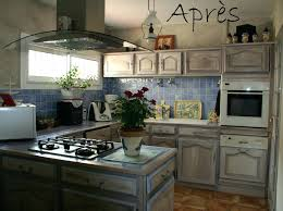 peinture meuble bois cuisine ajouter une galerie photo peindre meuble blanc effet vieilli
