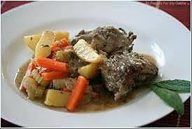 cuisiner la joue de porc marmiton recette de joues de porc mijotées aux légumes marmiton