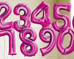 personalized balloons custom balloons etsy