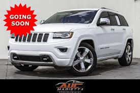 used jeep grand cherokee for sale 2014 jeep grand cherokee overland stock 433666 for sale near