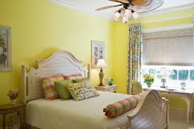 Bedrooms With Yellow Walls Interior Colorful Home Decor Ideas For Bedroom With Yellow Wall