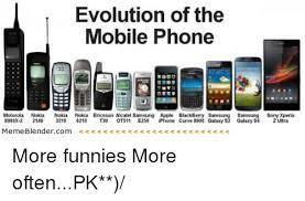 Galaxy Phone Meme - evolution of the mobile phone motorola nokia nokia ericsson alcatel