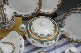 dinner set tableware ceramic porcelain bone china lunxury
