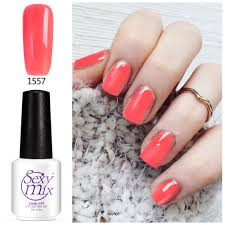 mix 60 colors gel nail polish uv gel polish long lasting soak