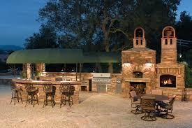 summerset custom outdoor kitchen galaxy outdoor u0027s kamado rocket