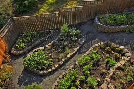 Rock Vegetable Garden 8 Materials For Raised Garden Beds