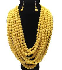 necklace accessories wholesale images Layered beads necklace set leading urban wholesale jewelry jpg