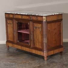 Antique Sideboard For Sale Antique Marble Top Buffet Inessa Stewart U0027s Antiques