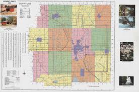 Columbus Ohio Maps by Map Center Wyandot County Economic Development