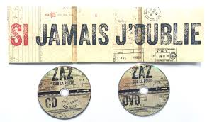 si e dos la route dvd sur la route zaz official site