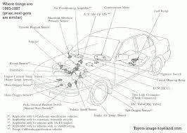 1999 corolla engine diagram 1999 wiring diagrams instruction