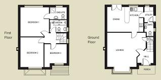 3 bedroom house floor plans stylish 3 bedroom house floor plans uk adhome 3 bedroom
