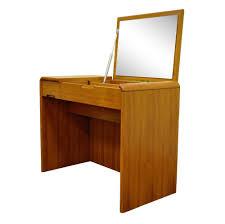 diy desk ideas from lamaisondemarina desks wooden desk and vintage mid century danish modern sty teak flip top mirror vanity sun cabinet co